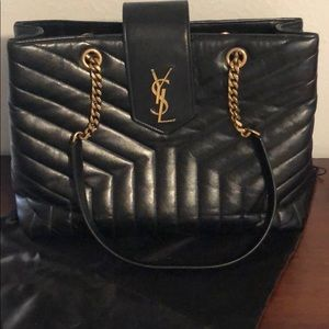 Yves Large LouLou tote bag
